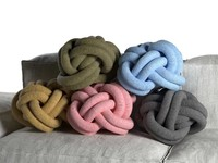 knot cushion 3d model