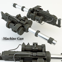 machine gun max