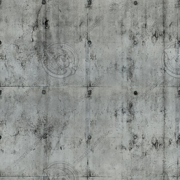 Concrete Pattern Wall [2K Tileable Texture]