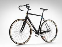 3d model colossi bike