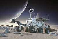 Mars Exploration Science Rover