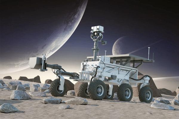 3d rover