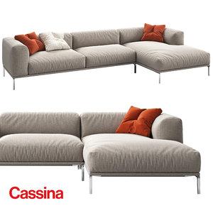 3d cassina moov