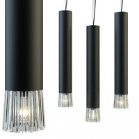 vistosi smoking chandelier 3d max