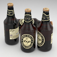 Beer Bottle Shepherd Neame 1698 500ml