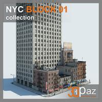 NYC Block 01