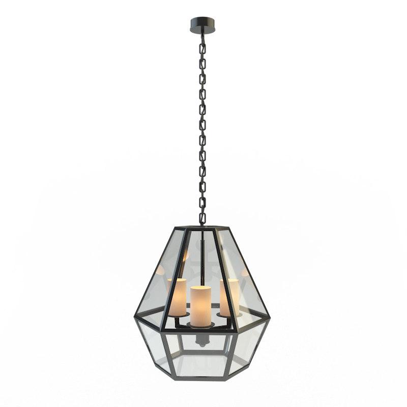 gramercy home arn chandelier 3d max