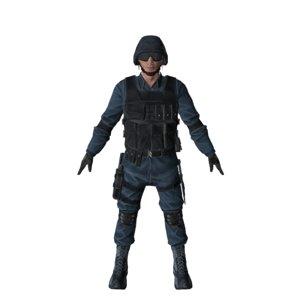 3d model of ready s w t