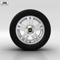 max chevrolet wheel