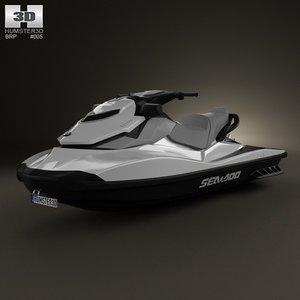 130 155 brp 3d model