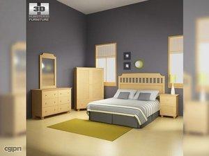 bedroom furniture 20 set lw