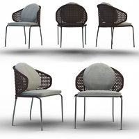 3d aston cord outdoor chair