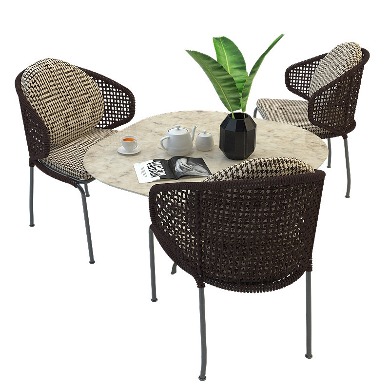 3d max aston cord outdoor table