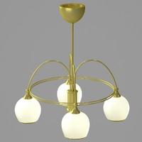 chandelier blitz 3D