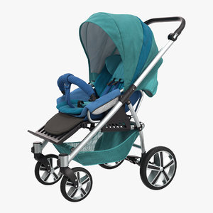 baby carriage model