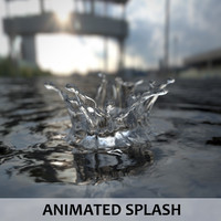 Animated Splash - Subivison Fluid