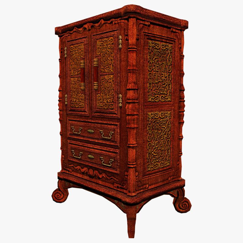 armoire model