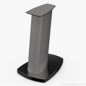 speaker stand focal jmlab 3D