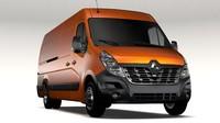 Renault Master L4H2 Van 2017