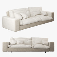 3D sofa bonaldo avarit model