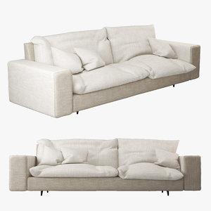 3D sofa bonaldo avarit model