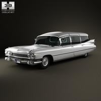cadillac fleetwood 75 3D model