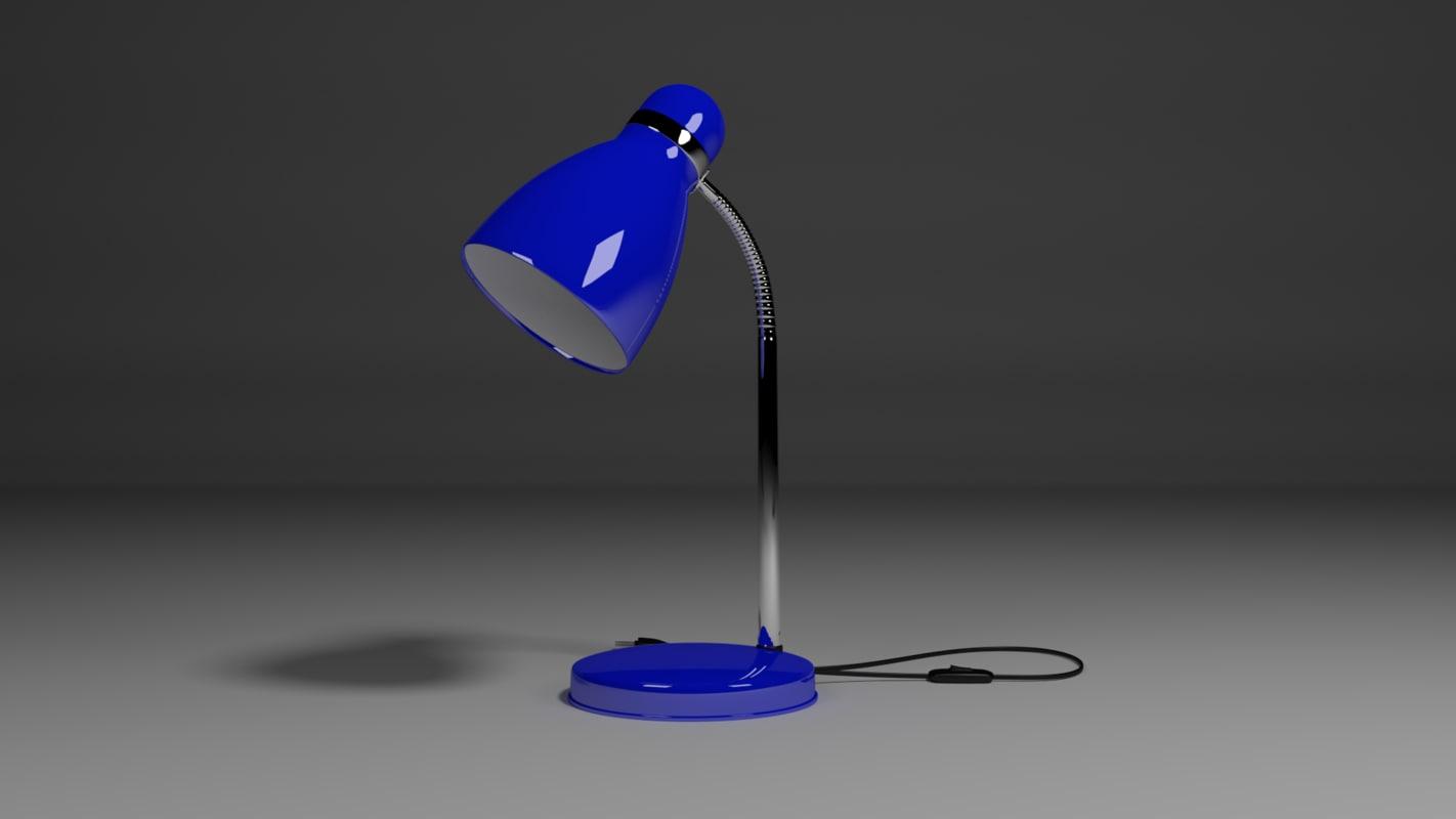 table lamp model