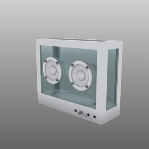 3D speaker people