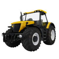 fastrac tractor 7230 3D model