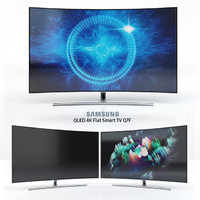 "Samsung 55"" and 65"