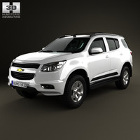 Chevrolet Trailblazer 2012