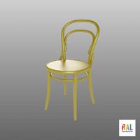 3D 14 chair model