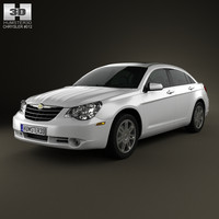 Chrysler Sebring sedan 2007