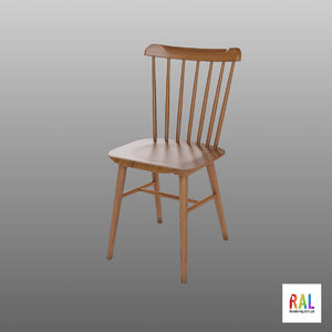 retro ironica chair 3D model