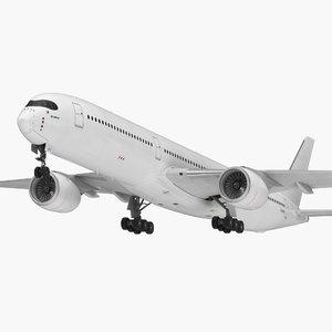 airbus a350-1000 generic model