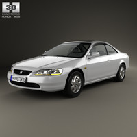 Honda Accord coupe 1998