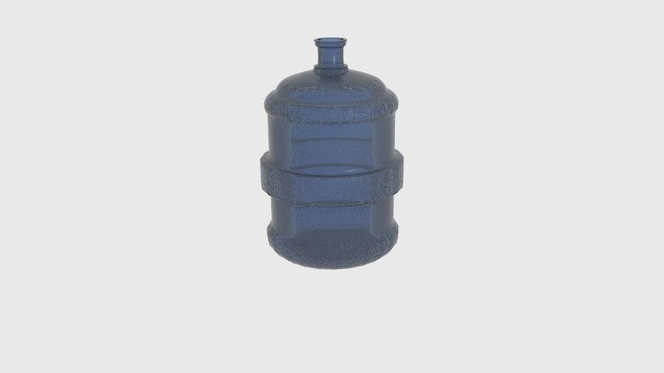 bottle gallon hand dispenser model