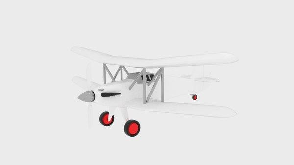 3D hurricane biplane12