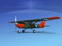 3D propellers cessna t-41 mescalero