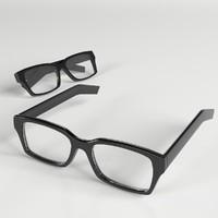 3D model glasses
