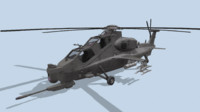 3D attack wz-10
