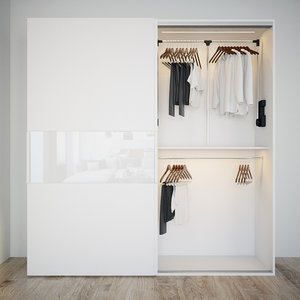 wardrobe cloth model