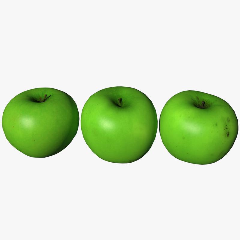 apple scan model