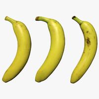 banana scan 3D model