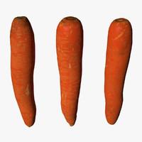 3D carrot scan
