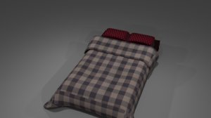 simple bed model