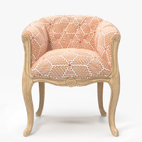 3D exquisite cassidy chair