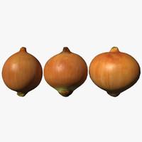 onion scan 3D model