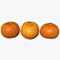 tangerine scan 3D