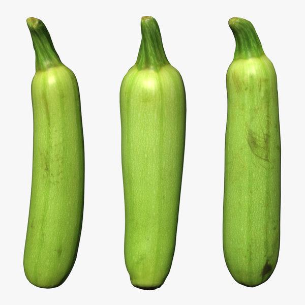 zucchini scan model